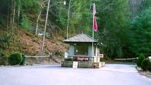 Shagbark Pigeon Forge Gatlinburg Tennessee Mountain